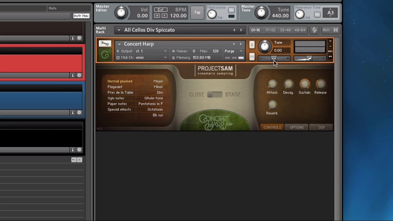 Quick Introduction to Kontakt