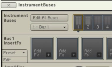 Instrument Routing in Kontakt Part 2
