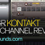 reverb on aux sends kontakt
