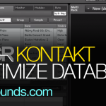 optimize database kontakt