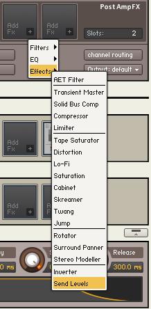 Instrument Routing in Kontakt Part 1 - ADSR