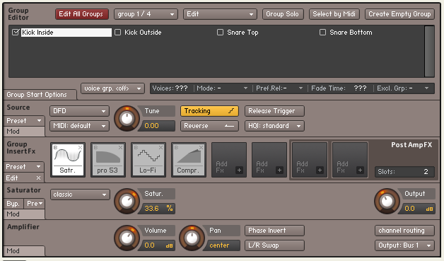 Instrument Routing in Kontakt Part 2 – ADSR