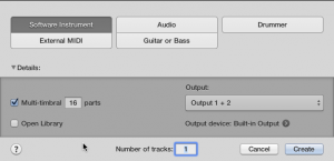 How To Use a MultiTimbral Instance of Kontakt in Logic Pro X - ADSR
