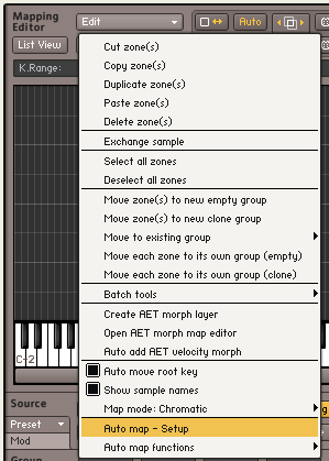 How to Auto Map Samples in Kontakt - ADSR