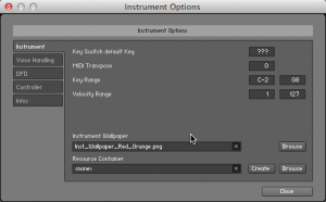 Creating Your First Instrument Performance View - ADSR