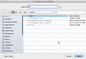 Use a Resource Container to Store Kontakt Files - ADSR