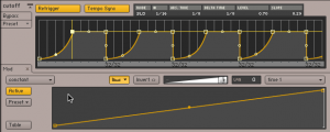 Sweep a Filter To The Beat With a Flexible Envelope - ADSR